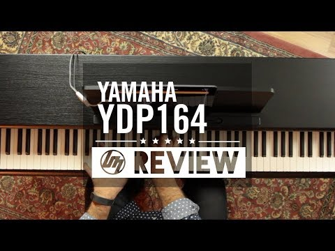 REVIEW Yamaha YDP-164 | Better Music
