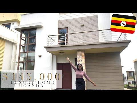 $145,000 HOME IN KAMPALA | ROYAL PALMS BUTABIKA PART ONE - LEO COURTS | Ugandan YouTuber