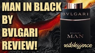 Man in Black by Bvlgari Fragrance / Cologne Review