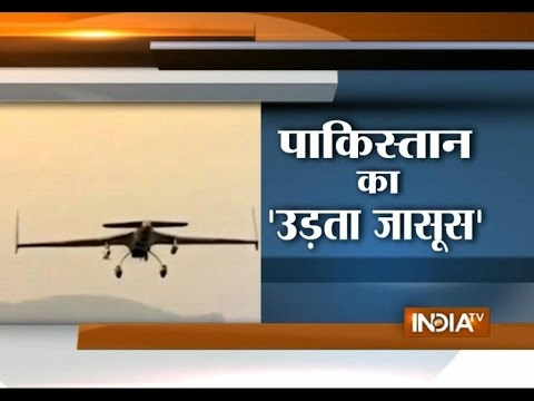 Pakistani Drone Spotted Spying on Indian Territory in Rajasthan - India TV