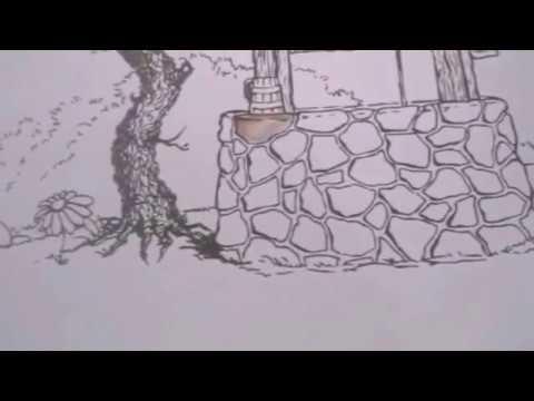 Como Colorir Pedras Floresta Encantada Youtube