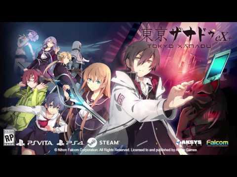 Tokyo Xanadu Gameplay Video 1