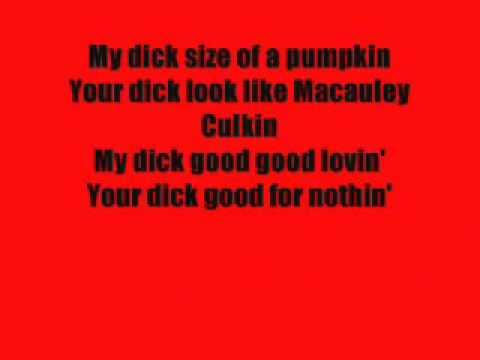 My Dick - Mickey Avalon (Lyrics)
