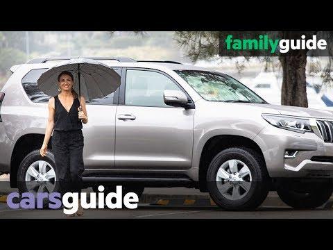 Toyota Prado GXL 2019 review
