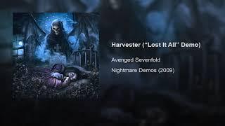 Avenged Sevenfold Harvester (Lost It All Demo)