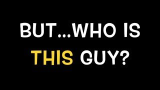 Matt Johnson • Who IS this guy?