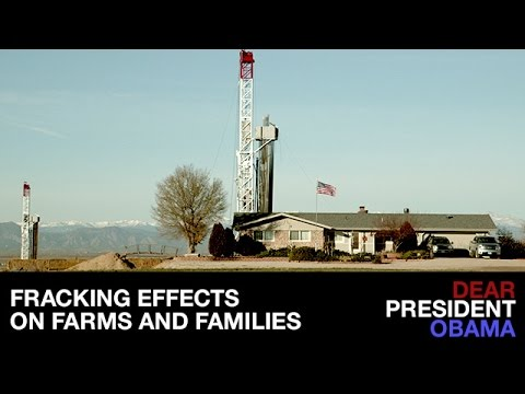 Families Exposed to Fracking Chemicals in Weld County, CO - Dear President Obama