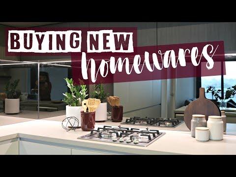NEW APARTMENT HOMEWARES HAUL // Kmart, IKEA & More! | Rachael Jade