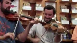 Cajun Music: Savoy Family Band - Eunice Two Step