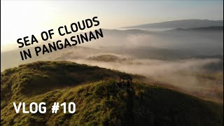 VLOG #10 Sunrise At Mapita Viewdeck (Sea Of Clouds)