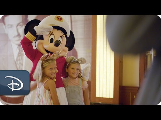 Meet the Posey Family | Sharing the Magic on Disney Cruise Line