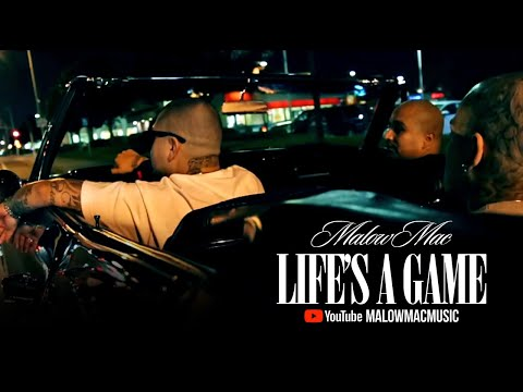 Malow Mac - Lifes a Game - Official Music Video