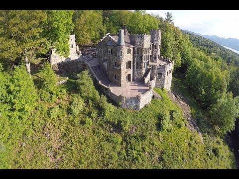 Highlands Castle in Bolton Landing, New York