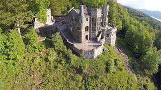 Highlands Castle in Bolton Landing, New York