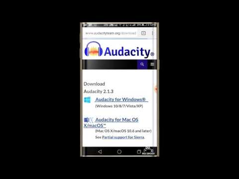 Download And Install Audacity|| For Free! ||2017|| In Hindi|| Compresd