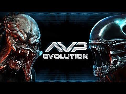 Alien Vs Predator Evolution Berserker Predator Boss Fight