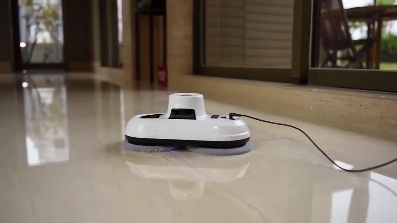 Hobot-188 — лучший робот мойщик окон!