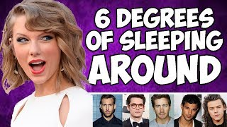 Baixar TAYLOR SWIFT - 6 DEGREES of HOOKING UP ( DATING HISTORY )