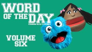 fluffy friends word of the day volume six