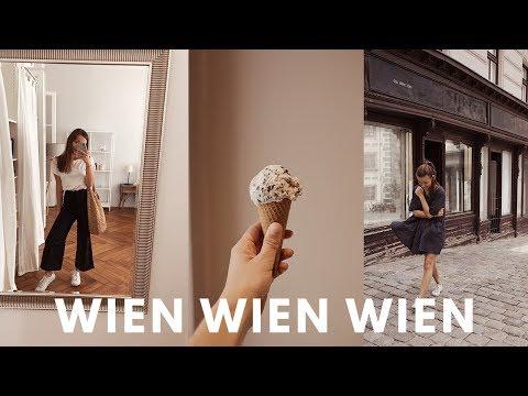 Oh wie ich Wien vermisst habe...   Weekly Vlog