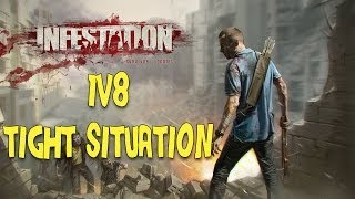 Infestation Survivor Stories 1v8 Tight Situation
