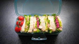 ÖĞRENCİ YEMEKLERİ - Öğrenci ve Çalışanlara Pratik Ton Balıklı Sandviç-Tuna sandwich - Bizim Terek