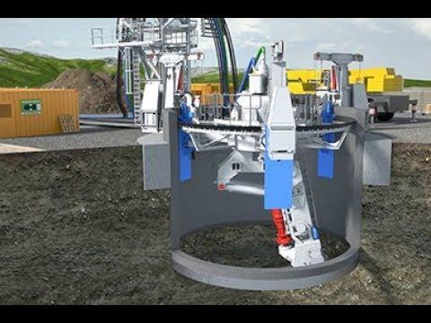 Vertical Shaft Sinking Machine (VSM)