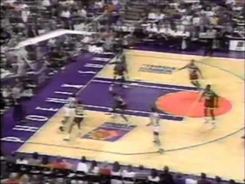 NBA Action Top 10  92-93 & 93-94 Season