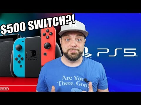 Nintendo Switch Scalping Is INSANE + Is The PS5 In MAJOR Trouble?
