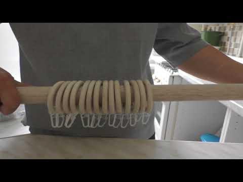 Как крепить шторы на карниз с кольцами