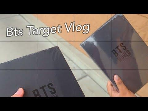 Bts World OST Album Vlog & Haul At Target