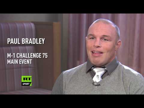 'I got great hands, Shlemenko's gotta watch for that': Paul Bradley ahead of M1 Challenge 75