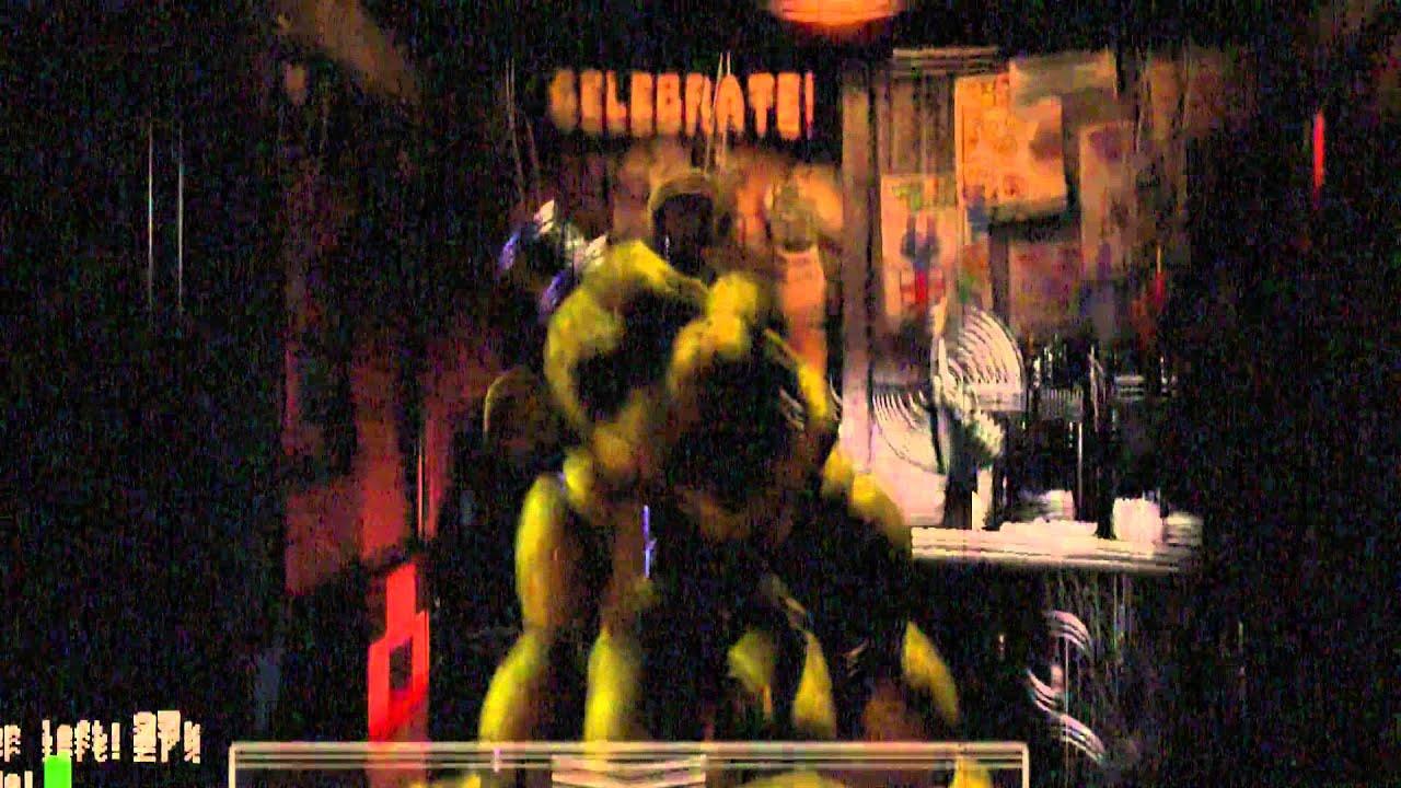 Golden freddy amp shadow freddy voice reels youtube