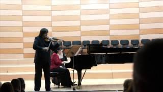 Schumann - Sonata no.2: II. Sehr lebhaft