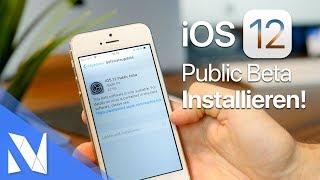 iOS 12 Public Beta - Installation & für wen lohnt sich die Public Beta? | Nils-Hendrik Welk