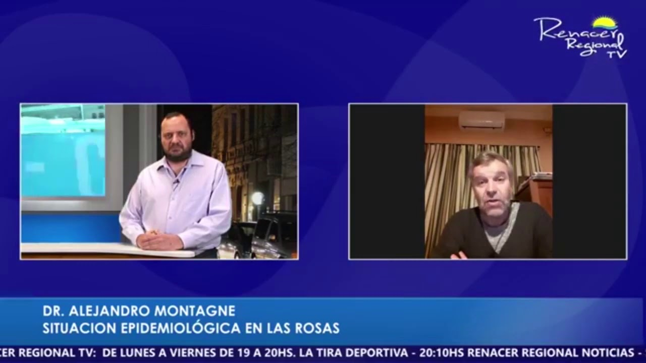 Informe Dr. Alejandro Montagne 28 de Agosto