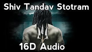 Download Shiv Tandav Stotram 16D Audio   Use Headphones