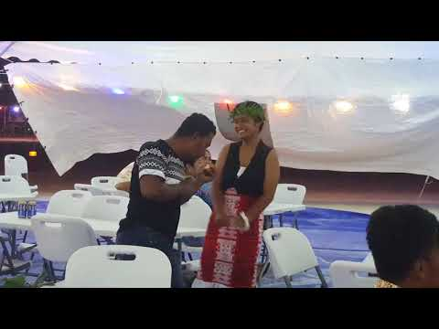 *Taina a Faiva konaa* [fakasao aka taku Title] Underkava Band Live (Tuvalu Song)