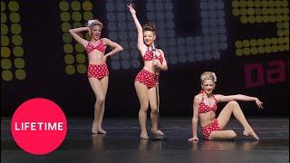"Dance Moms: Trio Dance - ""See No Evil, Hear No Evil, Speak No Evil"" (Season 4) | Lifetime"