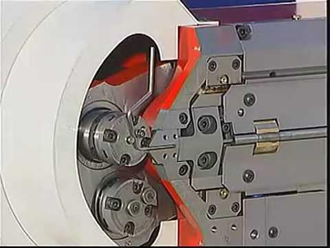 Cnc Wire Bending Machine Numalliance Robomac  3D Cnc wire bender