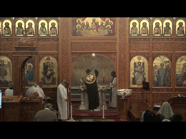 Feast of the Apostles 2019 (Divine Liturgy) Fr. Raphael Hanna Fr. Rewes Antoun
