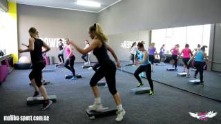 Фитнес интенсив на ст. м. Дворец Спорта