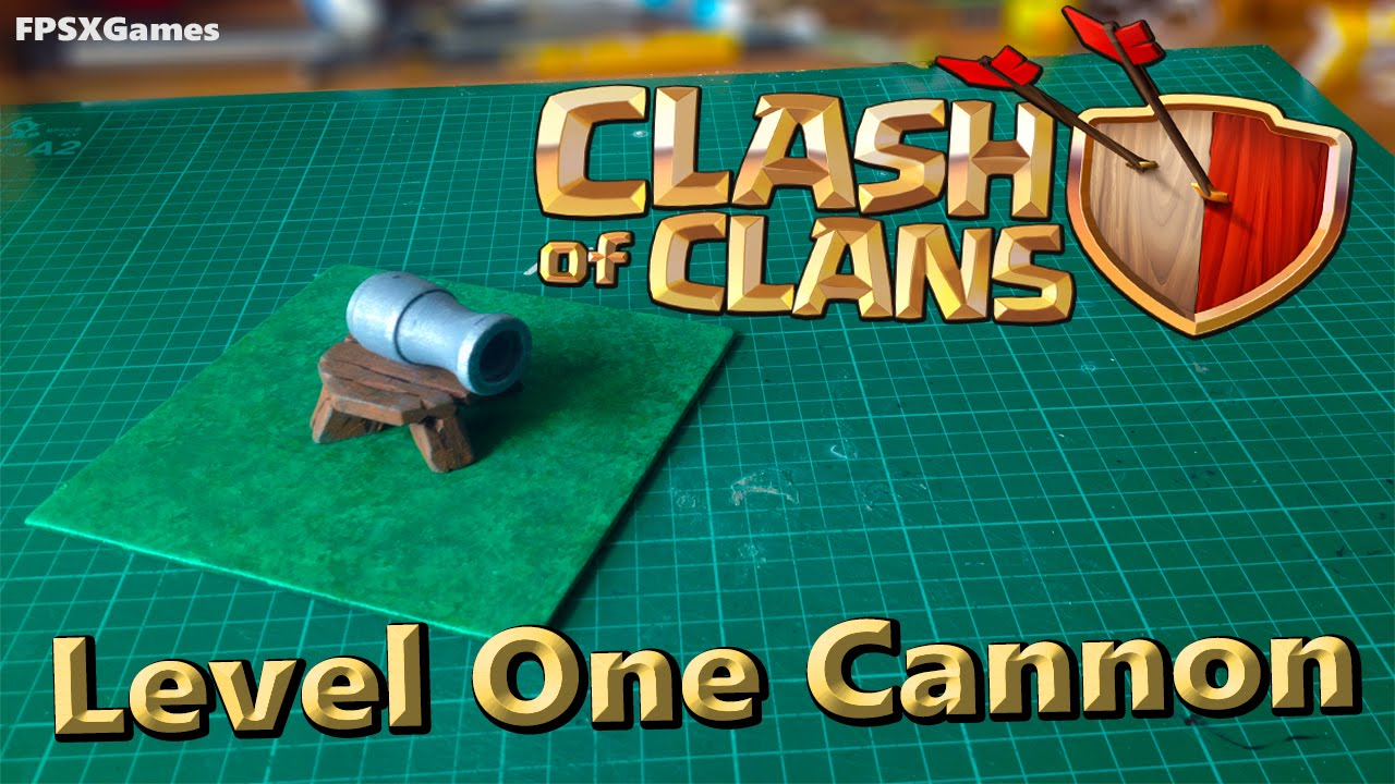 Clash of Clans Cannon ...