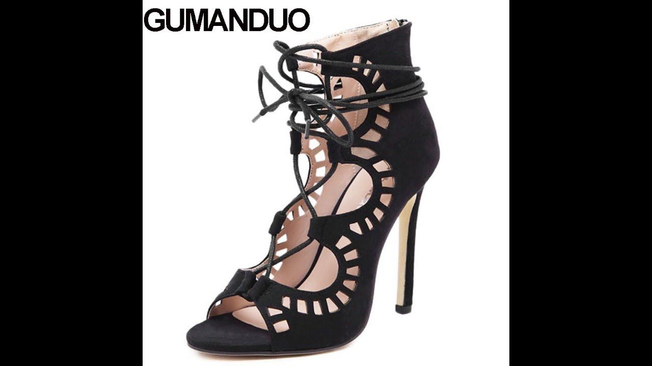 Недорогая женская обувь. Бесподобная обувь для женщин! - YouTube