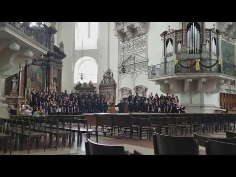 Locus Iste JHSS Europe 2017 Salzburg