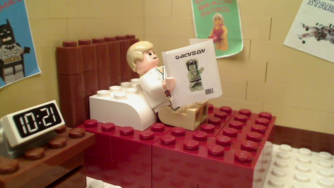 Lego Star Wars  At Home with the Skywalkers 4  YouTube