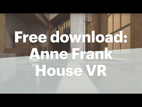 Anne Frank House VR Trailer