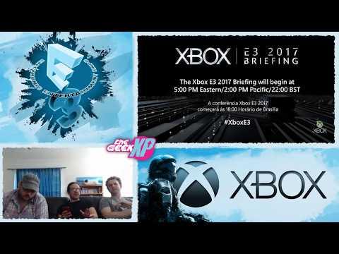Microsoft E3 2017 Conference Live Reaction
