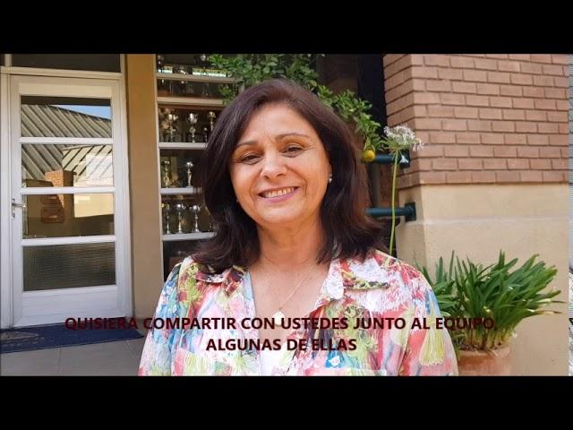 Saludo de Bienvenida Pumahue Huechuraba