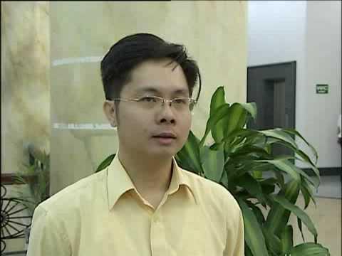 Phong su Hoi thao 18/4/2009 - Dai truyen hinh VTC